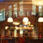 Jamie Oliver's FIFTEEN restaurant, London