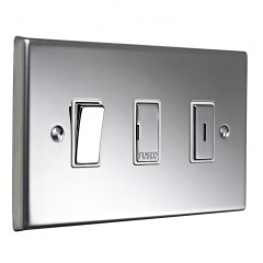 chrome-fused-light-switch