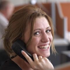 happy-telephonist